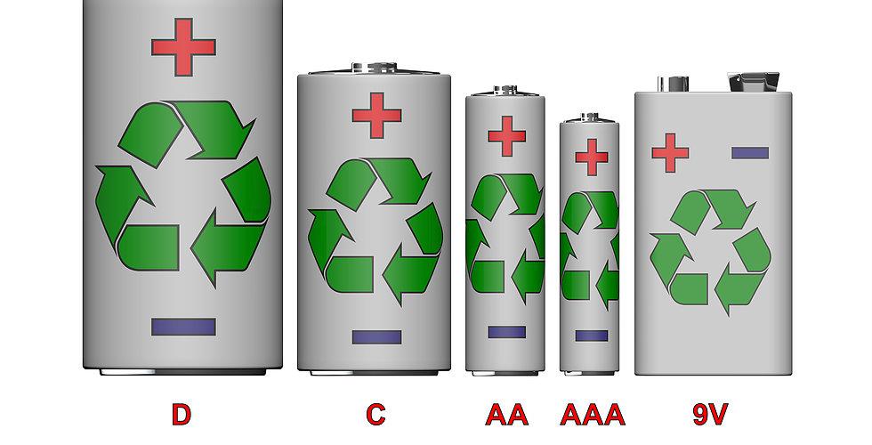 Alkaline Battery Recycling